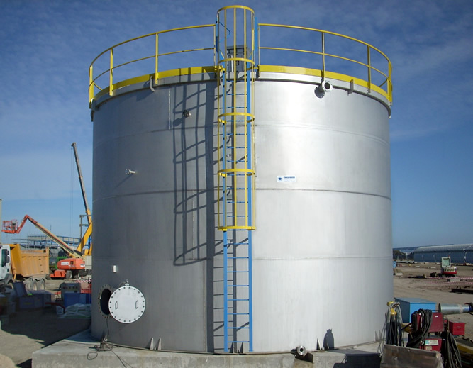 Calderer a arrospe s coop fabricaci n de aparatos for Tanque hidroneumatico para agua